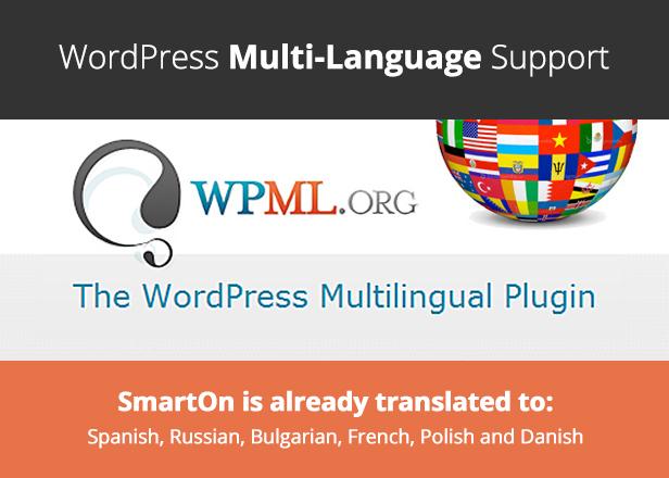 Multilanguage support
